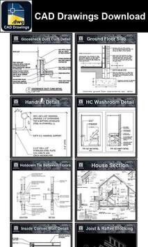 Autocad Drawings Download screenshot 1