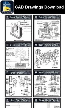 Autocad Drawings Download screenshot 2