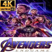 Avengers EndGame Wallpapers HD 4K icon