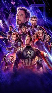 Avengers EndGame Wallpapers HD 4K screenshot 1