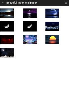 Beautiful Moon Wallpaper screenshot 4