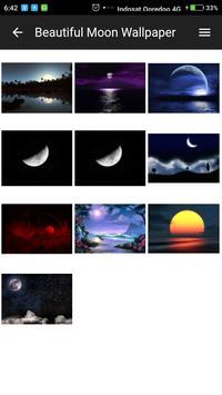 Beautiful Moon Wallpaper screenshot 7