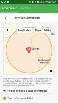 Belo Gás Distribuidora screenshot 4