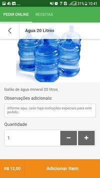 Belo Gás Distribuidora screenshot 2