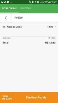 Belo Gás Distribuidora screenshot 3