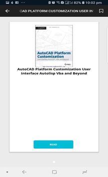 Books AutoCad Pro screenshot 3