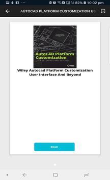 Books AutoCad Pro screenshot 2