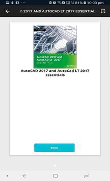 Books AutoCad Pro screenshot 4