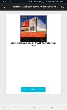 Books Autodesk Revit screenshot 5
