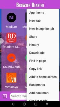 Browser Blaster screenshot 4
