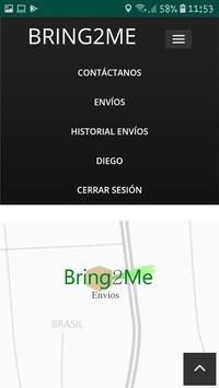 Bring2Me Envíos screenshot 1