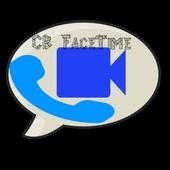 CB FaceTime icône
