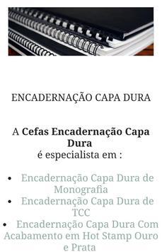 Cefas Gráfica ảnh chụp màn hình 1