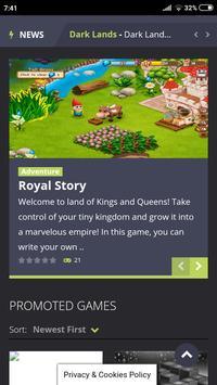 Free Games Online Comyva screenshot 6