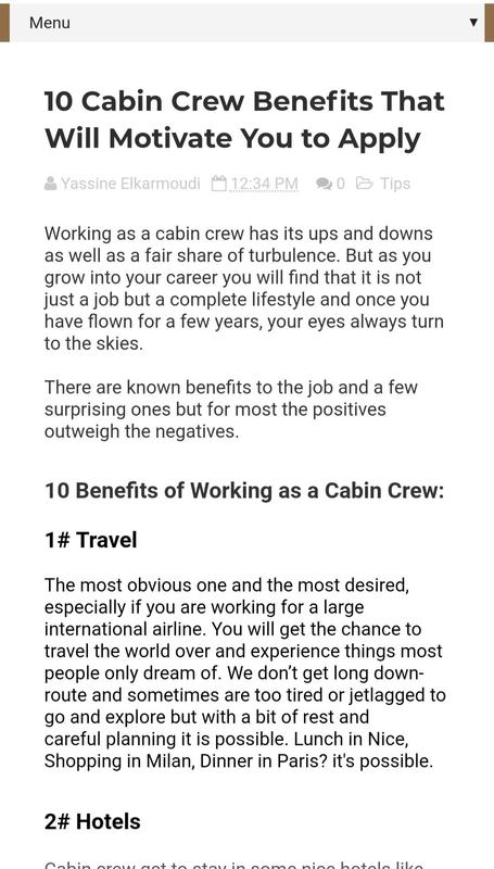 Emirates Cabin Crew Interview Questions | ImgBos com