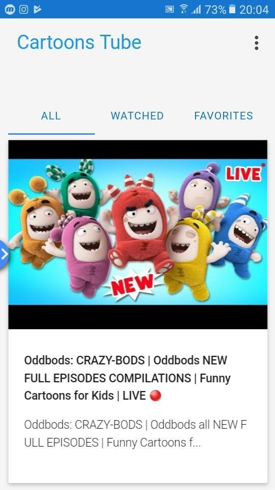 Cartoons Tube For Android Apk Download
