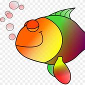 Catch the fish  മീൻ പിടുത്തം 2D Game icon