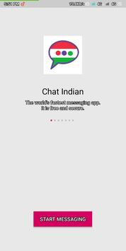 Chat Indian - New Style 2019 poster