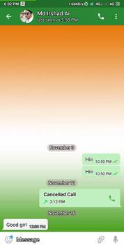Chat Indian - New Style 2019 screenshot 5