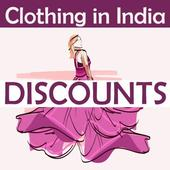 Cheap clothing india discount app icon