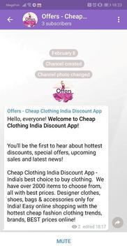 Cheap clothing india discount app screenshot 2