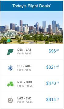Cheap Last Minute Flights screenshot 2