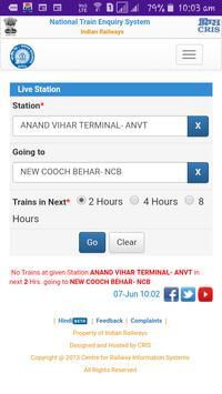 Check Train Running Status and Book Ticket screenshot 2