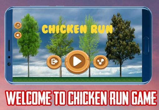 Chicken Run -Please Save Baby Chicken From Enemies poster