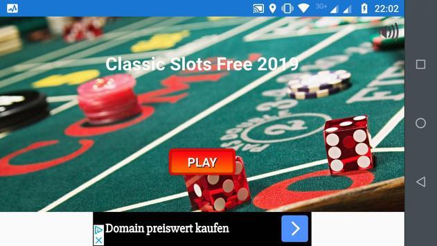 Classic Slots Free 2019 screenshot 4