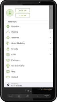 Crazy Domains screenshot 2