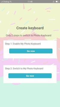 Create keyboard poster