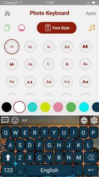 Create keyboard screenshot 4