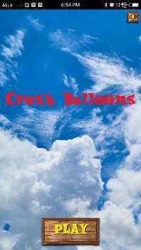 Crush Balloons poster