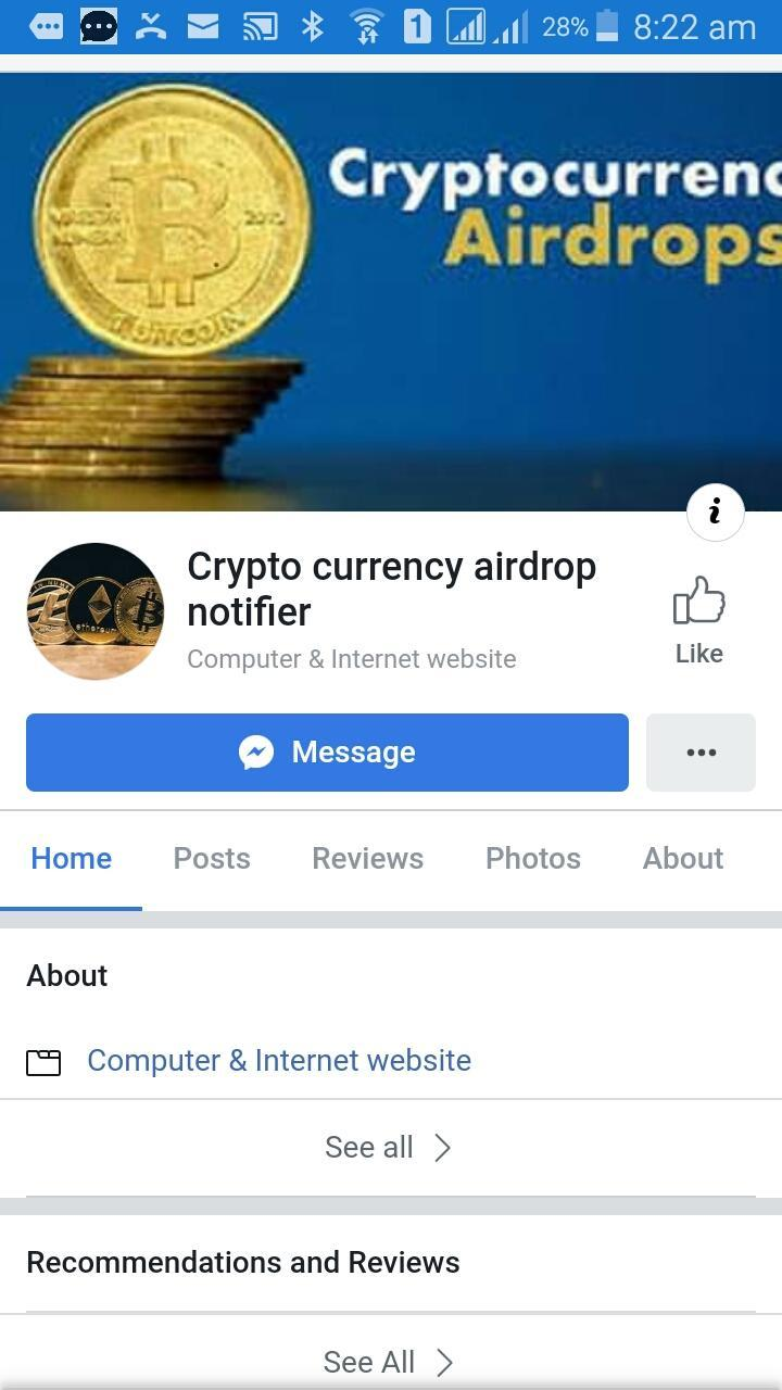 Crypto AirDrop Alerts for Android - APK Download