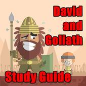 David and Goliath LCNZ Bible Study Guide icon