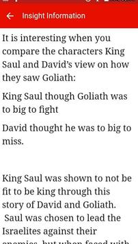 David and Goliath LCNZ Bible Study Guide screenshot 4