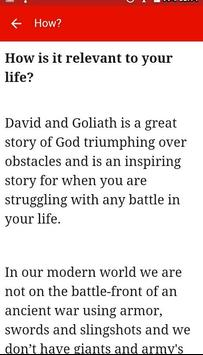 David and Goliath LCNZ Bible Study Guide screenshot 5