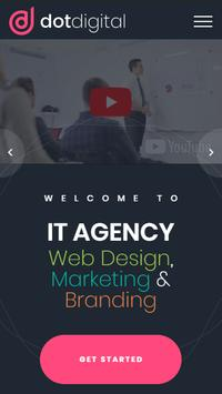 Digital Marketing - GAJURA poster