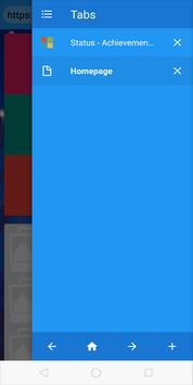 Dream Browser screenshot 1