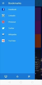 Dream Browser screenshot 2