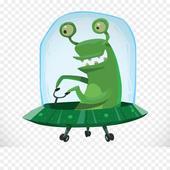 DrunkenAlien: Save the Alien icon