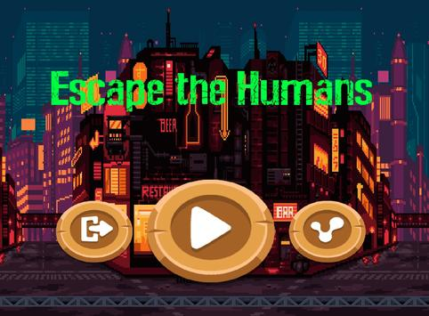 Escape the Humans poster