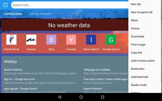 Everest web browser screenshot 3