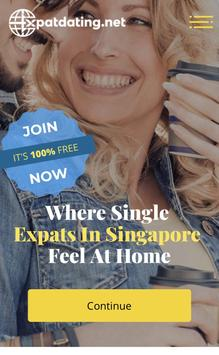 Dating login expats singapore User Control