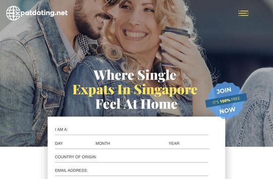 Online dating Singaporessa expats