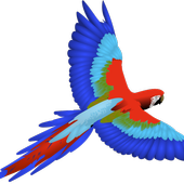 FLAPPY THE PARROT LCNZ BIRD GAME icon