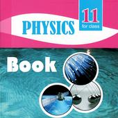 FSc 11 Physics Book KPK Board PDF icon