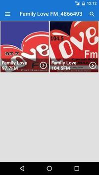 Family Love FM poster