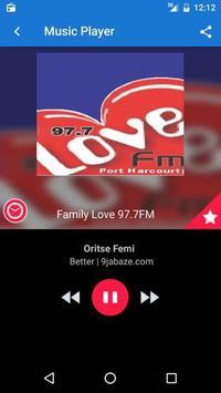 Family Love FM screenshot 2
