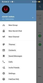 FabChat(ASHOK'S APP) screenshot 7